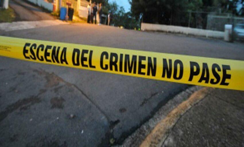 Un ciudadano fue asesinado a bala y otro apareció muerto en una habitación de su residencia