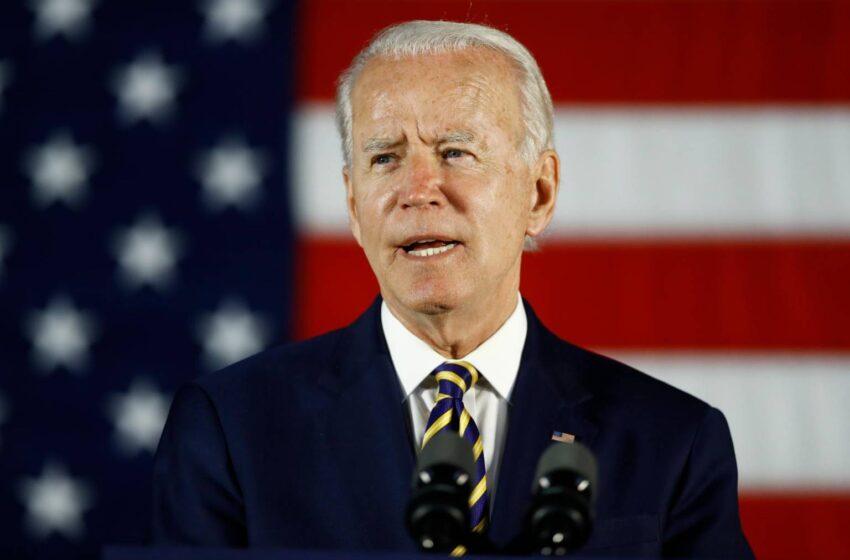 Demócratas celebrarán convención virtual para designar a Biden como candidato