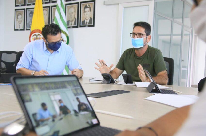 Gobernadores de Meta y Cundinamarca se reunirán con funcionarios del alto Gobierno en Guayabetal