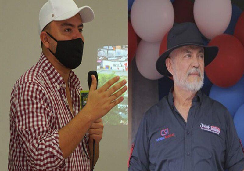 Creación del Distrito Especial de Villavicencio terminó en político trance entre Felipe Harmán y Jaime Rodríguez