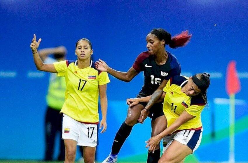 Colombia se queda sin Mundial Femenino; no era favorita y perdió la votación final