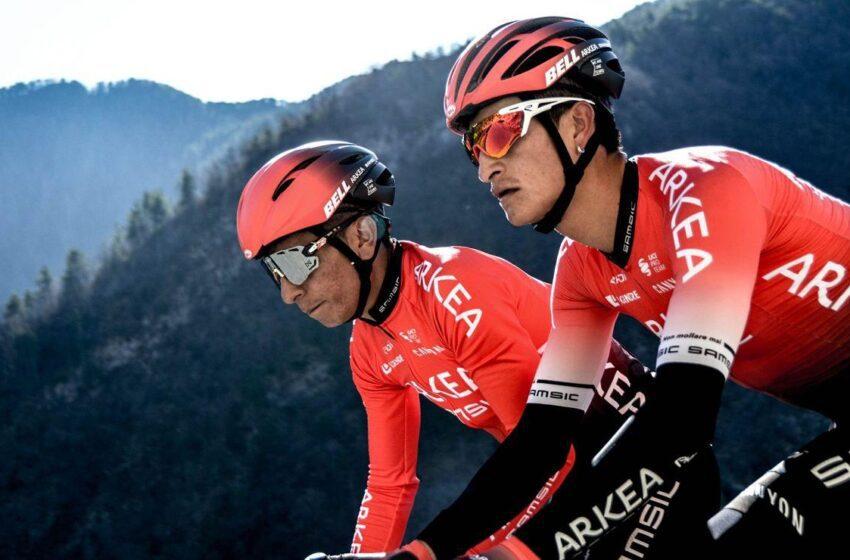Nairo Quintana será líder único en el Tour, el otro capo del Arkea lo lleno de elogios