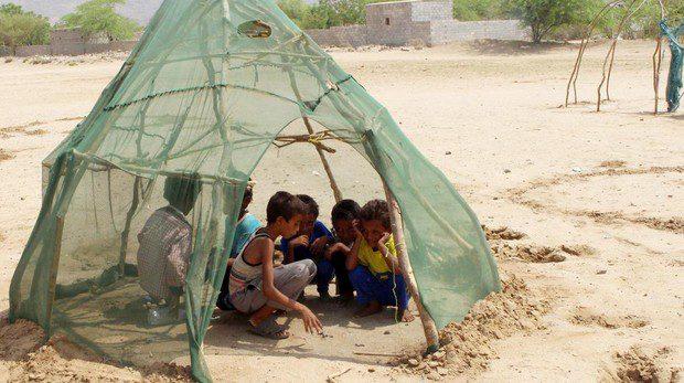Millones de niños en riesgo de hambruna en medio de COVID-19 en Yemen