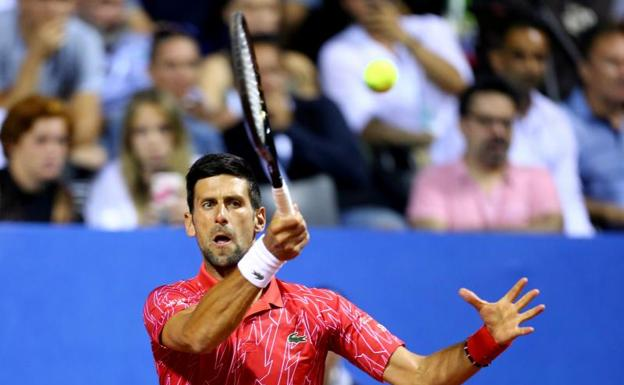 Djokovic, positivo por coronavirus; se contagió en torneo que él mismo organizó