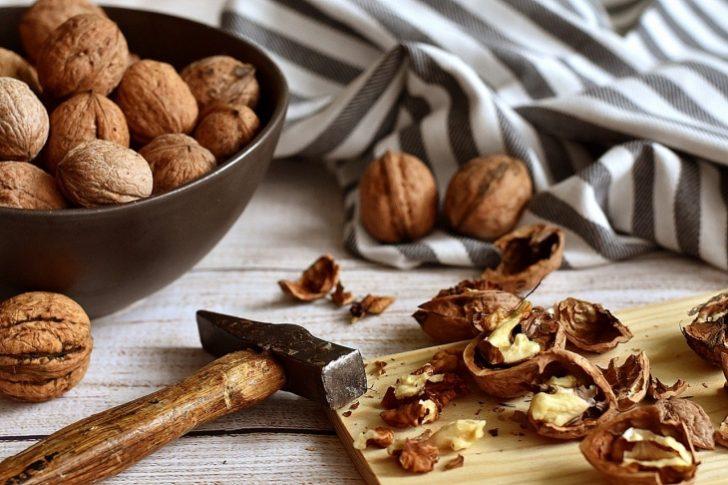 Las nueces ayudan a reducir la tensión arterial