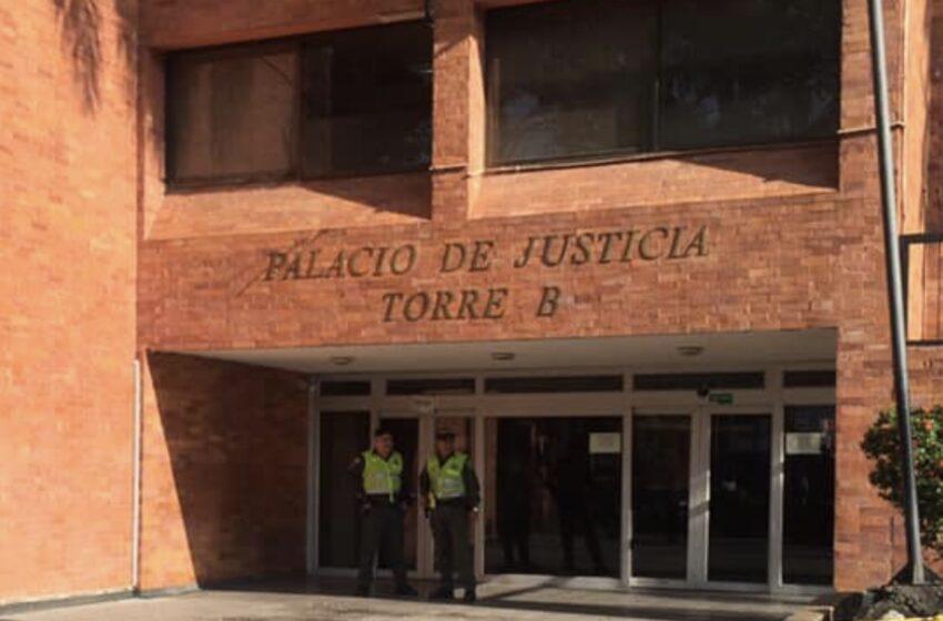 Desde julio abren el Palacio de Justicia con el 20% de empleados con restricción para atender público