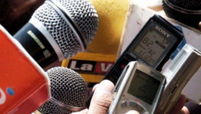 Periodistas agradecen a organizadores de la jornada de ayuda al gremio
