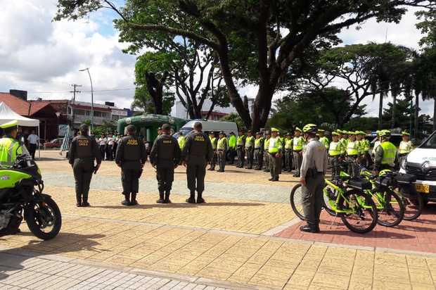 $2 mil millones invertirá el municipio en la  construcción de la Estación de Policía en Aguas Claras