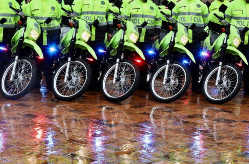 En licitación 76 motos para renovar parque automotor de la Policía Metropolitana
