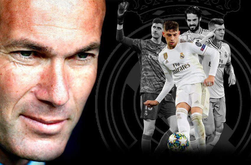 Real Madrid ganó y está a 7 partidos de ser campeón