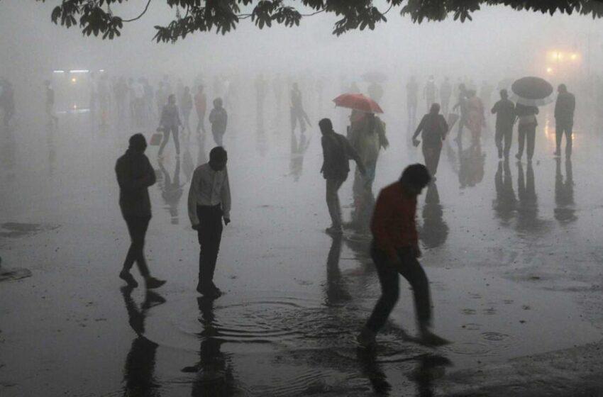 Al menos 116 muertos a causa de las tormentas en el norte de la India