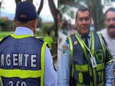 Por supuestos actos de corrupción capturan agente de tránsito que será presentado a audiencia de garantías
