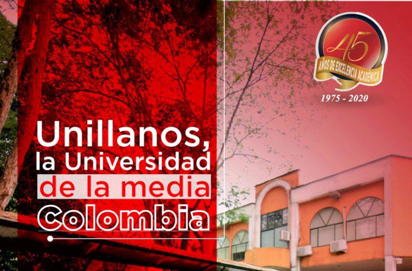 Pico y carnet a estudiantes de la Unillanos para el inicio de clases