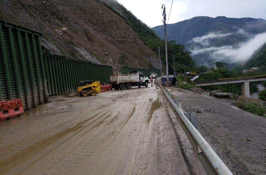Se debe estar en constante alerta por estado de la vía Villavicencio Bogotá