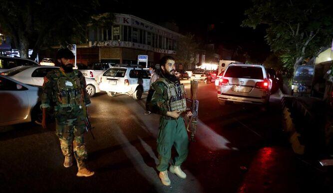 Suben a 15 los muertos en choque fronterizo entre Afganistán y Pakistán