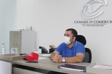 No puedo dejar la Cámara de Comercio de Villavicencio a la deriva señala Víctor Delio Sánchez