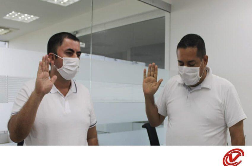 Estoy comprometido con los comerciantes y la comunidad, señala Víctor Delio Sánchez