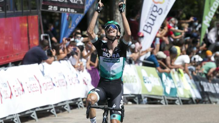 Potente ataque define comienzo de Vuelta a Burgos; colombianos, afuera del top 10
