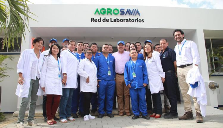 Agrosavia entró en operación para toma de muestra por coronavirus
