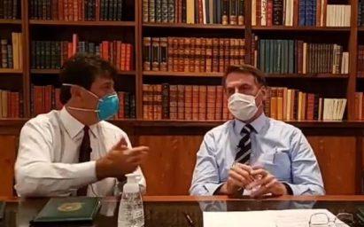 Bolsonaro se recluye obligado por el coronavirus que siempre ha menospreciado