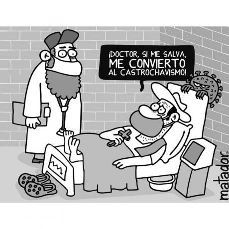 Médicos cubanos (El Tiempo)