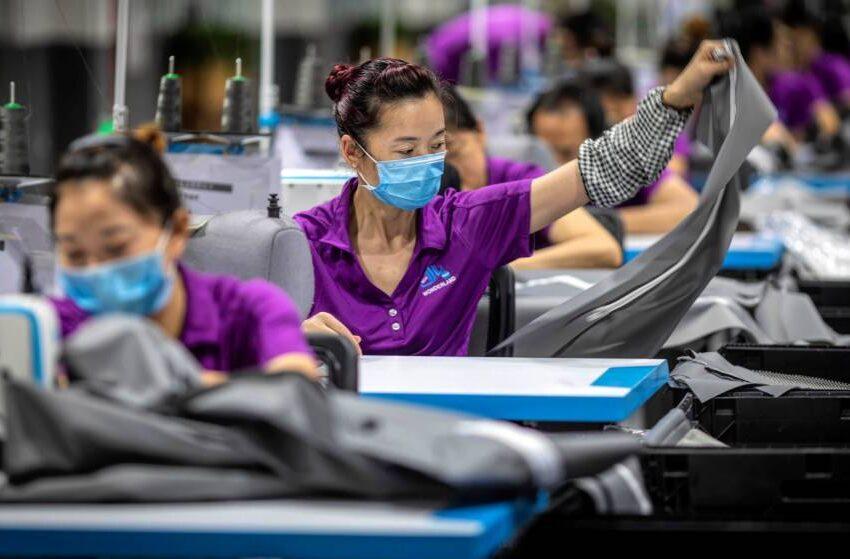 El comercio exterior de China cae un 3,2 % interanual en el primer semestre