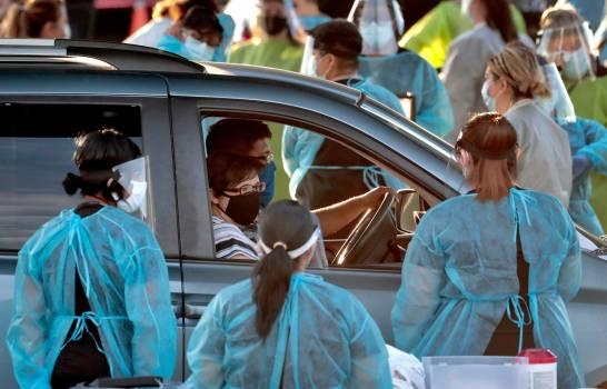 EE. UU., Brasil y México siguen encabezando incremento de contagios en América