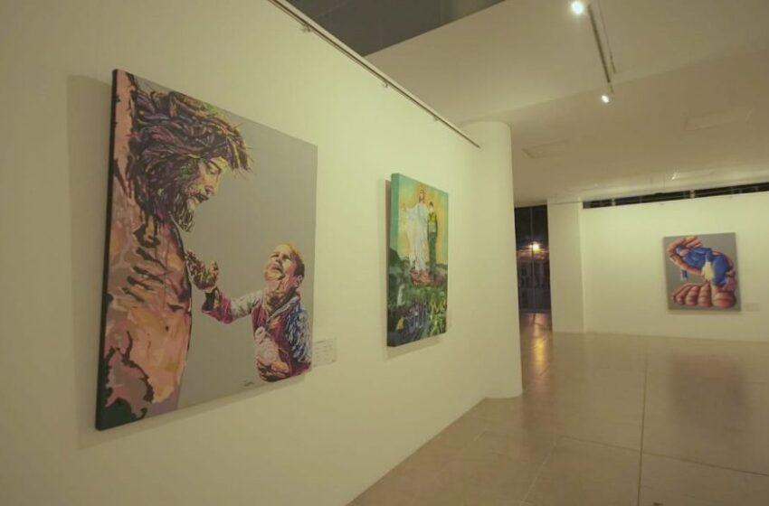 Guerreros Siglo XXI la exposición con la que se inaugura el Salón de Arte Flor Amarillo