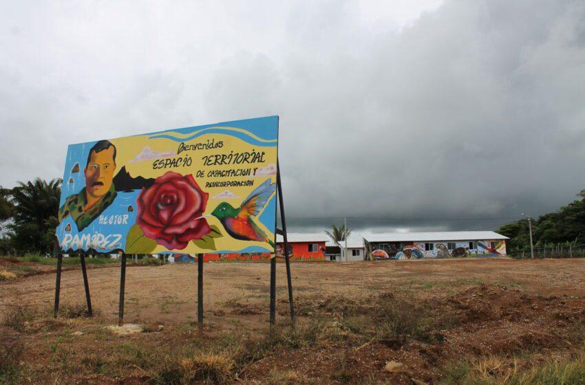 Excombatientes de FARC cambian zona de reincorporación por amenazas de muerte