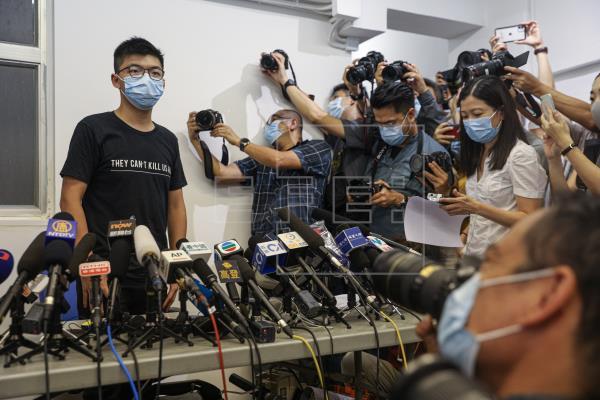 El Gobierno de Hong Kong anuncia el aplazamiento de los comicios legislativos