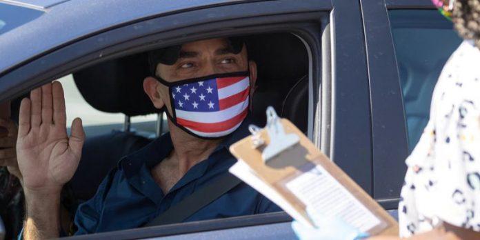 EE.UU. suma otras 1.347 muertes por COVID-19 para un total de 151.794