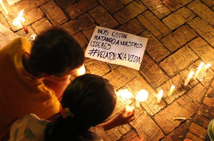 Casi mil líderes sociales colombianos asesinados tras el desarme de las FARC