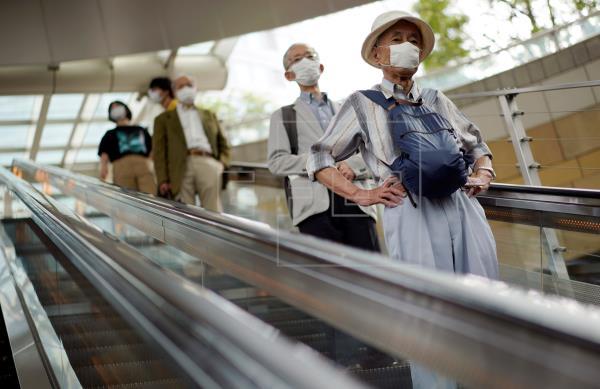 Tokio registra un récord de 463 casos de COVID-19