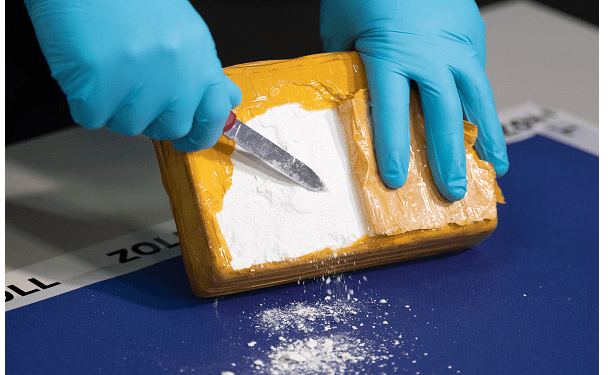 Casa por cárcel a anciano condenado a 21 años de prisión por tráfico de cocaína