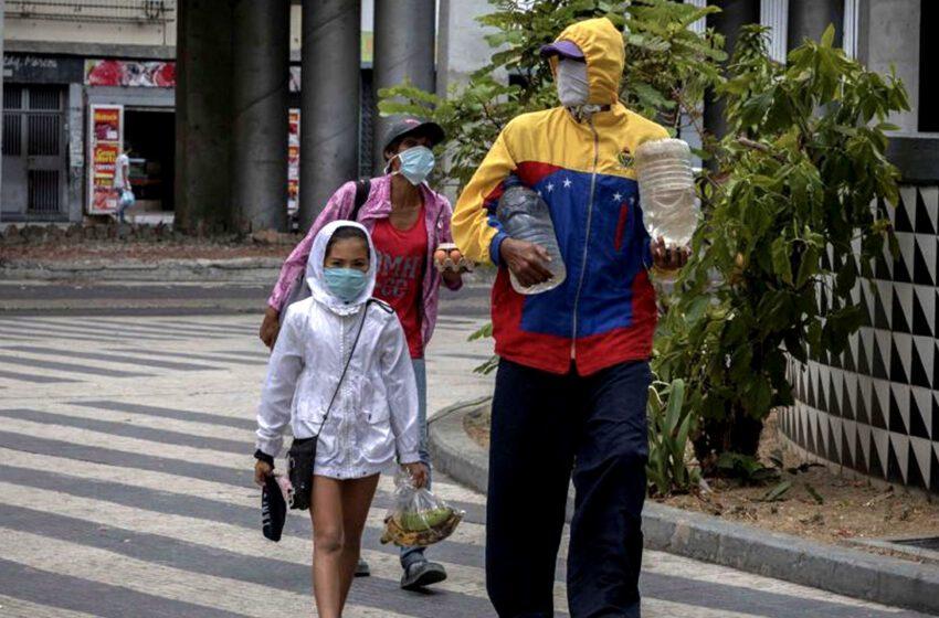 Venezuela reporta su cifra más alta de contagios por COVID-19 con 419 casos