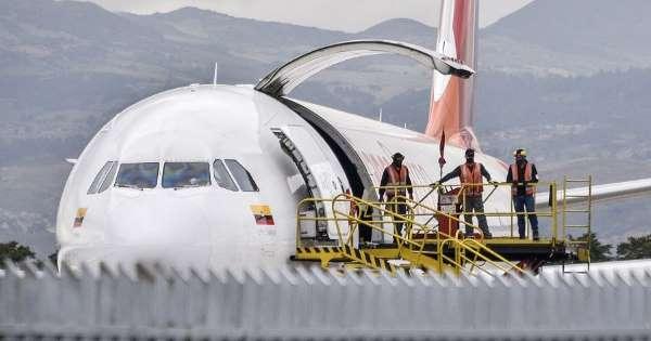 Autorizan vuelo que llevará a 190 deportistas colombianos a Europa, pese a restricciones