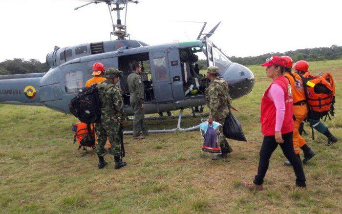 Continúa búsqueda de dos a cinco personas en Puerto Murillo, Vichada