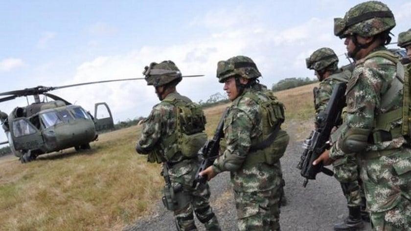 Arrecia ofensiva militar en sur del Meta contra grupos ilegales