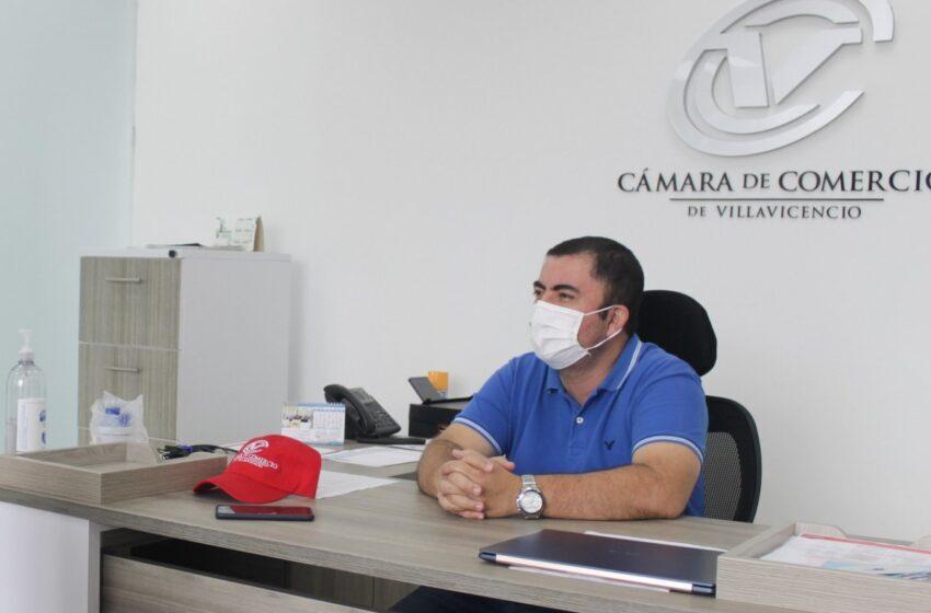 Renunció Víctor Delio Sánchez a la Cámara de Comercio