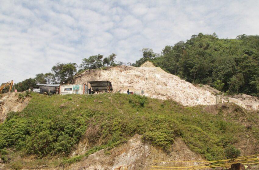 Minas estarían explotando sin autorización en Playa Rica reportó Cormacarena