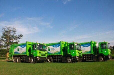 Para mejorar el ambiente, Bioagrícola, moderniza flota vehicular