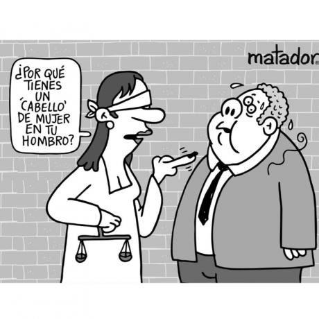 Cercanía con Margarita Cabello (El Tiempo)