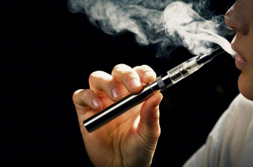 Hallan más incidencia de COVID-19 con el uso de cigarrillos electrónicos