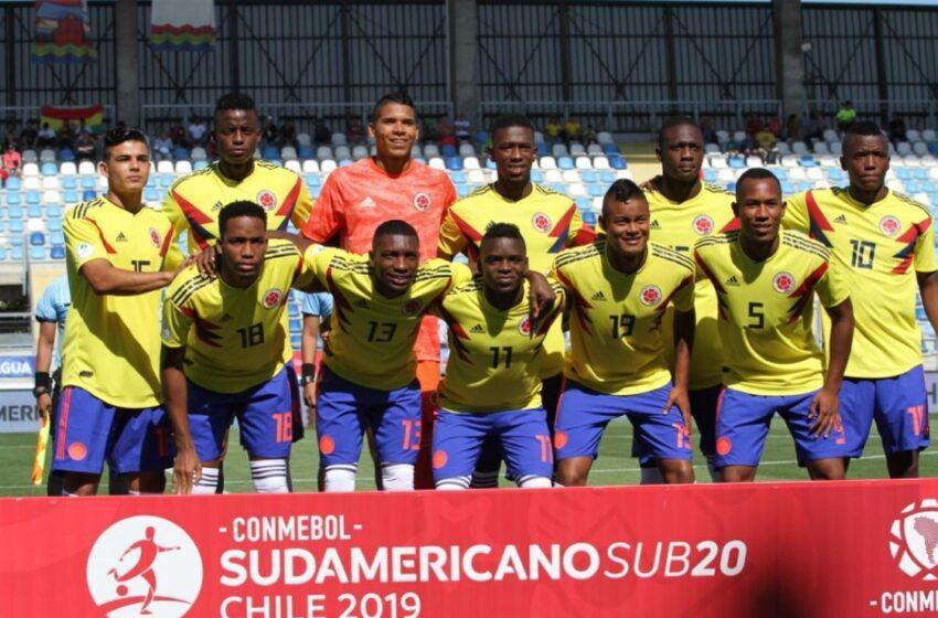 Asignan sede del Suramericano Sub-20 a Colombia; sería ensayo para la Copa América