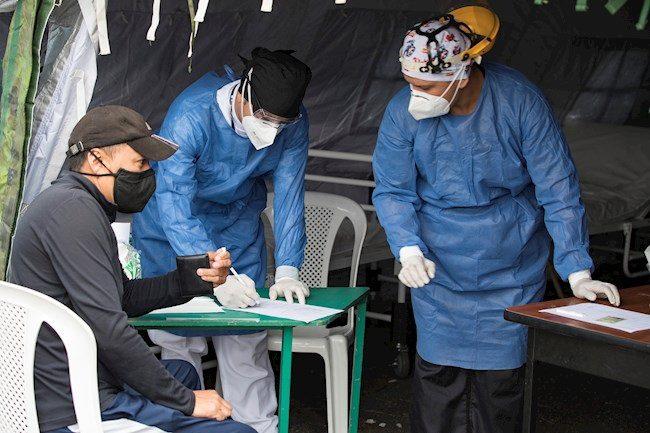 Colombia agrega 7.129 contagios de COVID-19, la cifra más baja en dos semanas