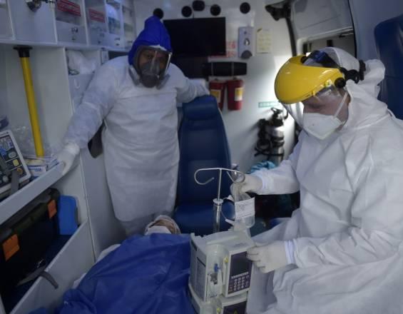 Colombia reporta 10.735 casos nuevos de COVID-19 y llega a 345.714 contagios