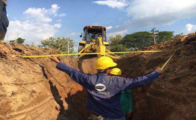El acueducto para Puerto López, otra obra de EDESA paga, sin realizarse