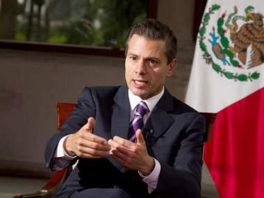 Exjefe de Pemex denuncia a expresidente Peña Nieto y a exsecretario Videgaray