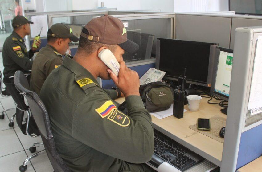 El mayor número de llamadas a la policía es por perturbación a convivencia ciudadana