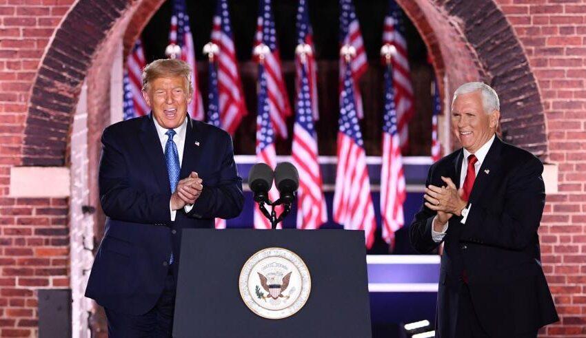 Los republicanos agitan el patriotismo de Estados Unidos como la «nación de los milagros»